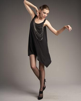 Necklace Dress-Alice + Olivia - neimanmarcus.com