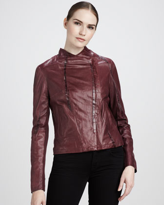 Drea Leather Jacket