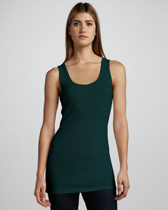 Long Knit Tank, Women's