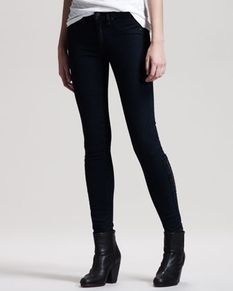 Devi Denim Leggings