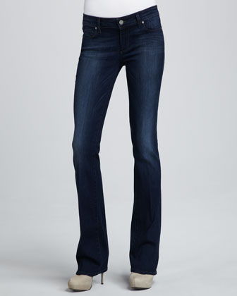 Manhattan Boot-Cut Jeans