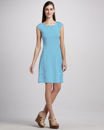 Classic Briella Ponte Knit Dress
