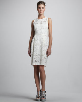 Sierra Madre Lace Dress