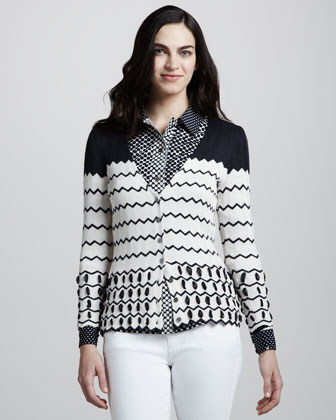 Nicky Knit Cardigan