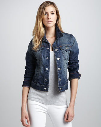 Emily Relaxed Denim Jacket