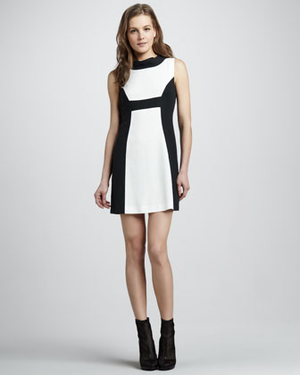 Madison II Collared Dress