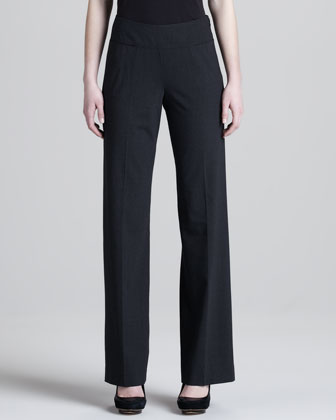 Wide-Leg Sailor Pants
