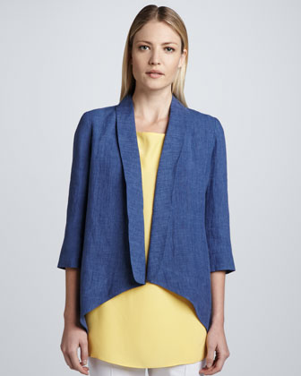 Shark Tooth Blazer Jacket