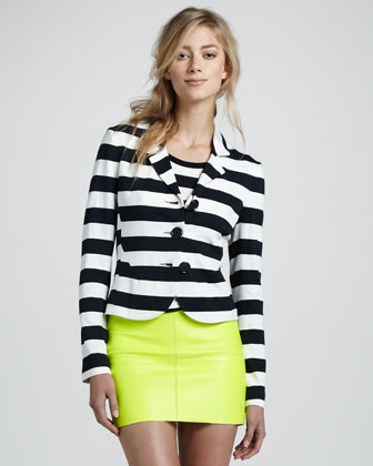 Angelfish Striped Jacket