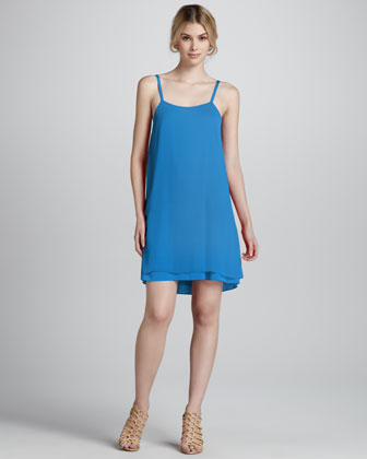 Cammie Layered-Hem Dress