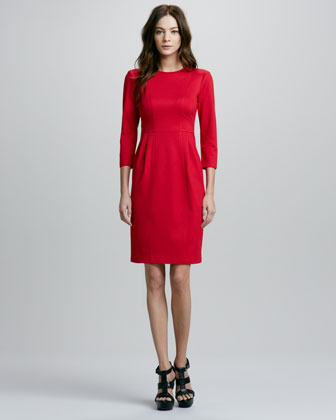 Avon Vale Ponte Dress