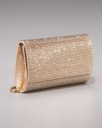 Crystal Rock Ritz Fizz Clutch
