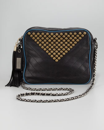 Sophie Chevron Camera Bag