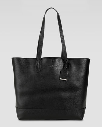 Haven Tote Bag, Black