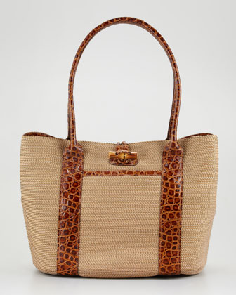 Field Shopper Tote Bag