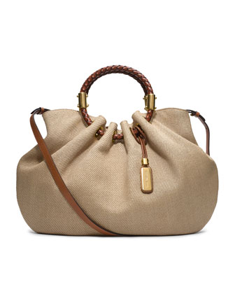 Skorpios Canvas Ring Tote