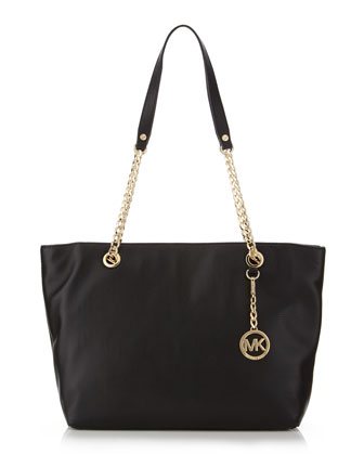 Large Jet Set Chain Tote