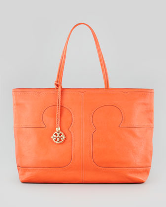 Amalie Simple Logo Tote Bag, Fire Orange