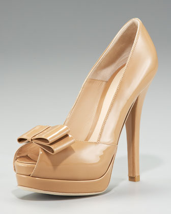 Deco Double-Platform Bow Pump