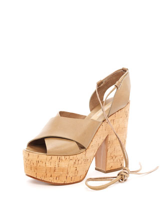 Wrap-Around Sandal