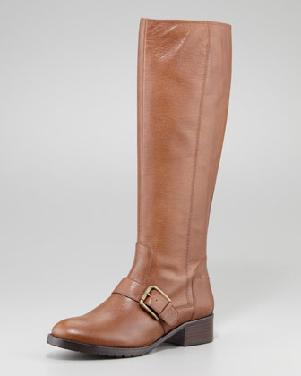 Bibi Ankle-Buckle Knee Boot