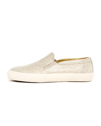 Boerum Glittered Slip-On Sneaker