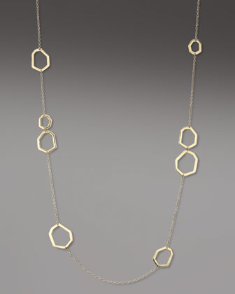 Open-Station Necklace, 40