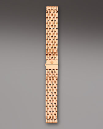 Deco Day Diamond Watch, Rose Gold