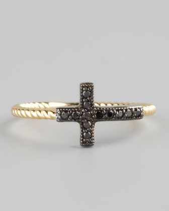 Integrated Cross Ring