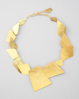 Element Square Necklace