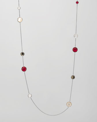 Lollipop Station Necklace, 39