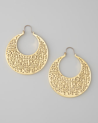 Dreaming of Malibu Hoop Earrings
