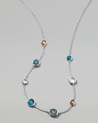 Wonderland Mini Gelato Necklace, 18