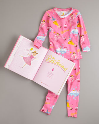 Pinkalicious Pajama and Book Set