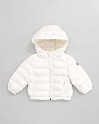 Dominic Hood Jacket, Cream