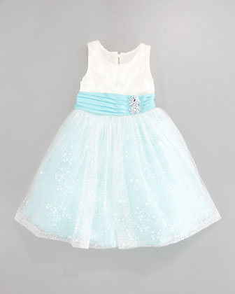 Sequin Sparkle Dress, Sizes 2-6